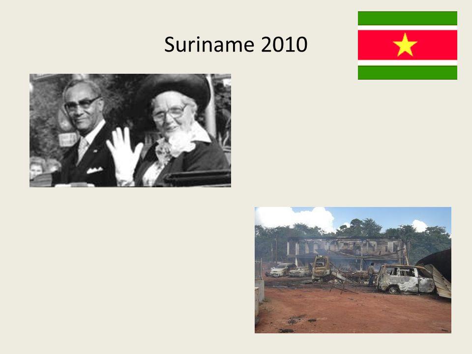 Suriname 2010
