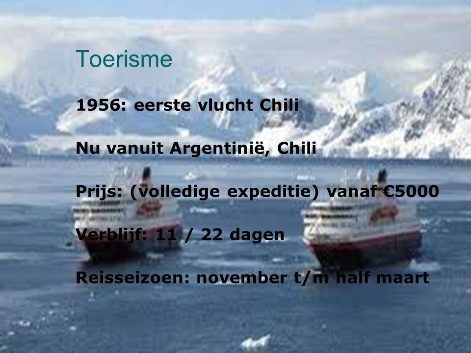 Toerisme 1956: eerste vlucht Chili Nu vanuit Argentinië, Chili Prijs: (volledige expeditie) vanaf €5000 Verblijf: 11 / 22 dagen Reisseizoen: november