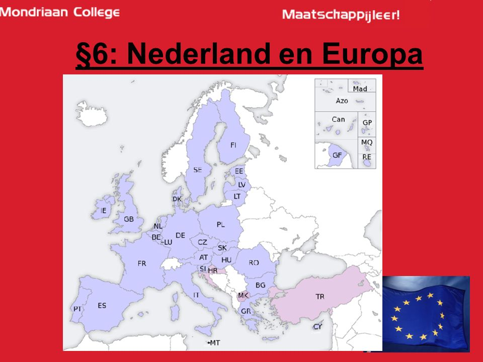 45 §6: Nederland en Europa