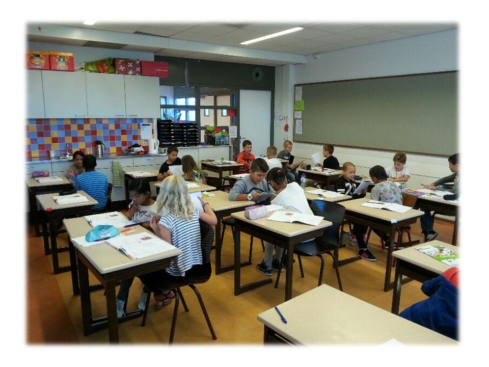 Estafette Vlot lezen van (moeilijke) woorden en zinnen. Verdeling in drie groepen.