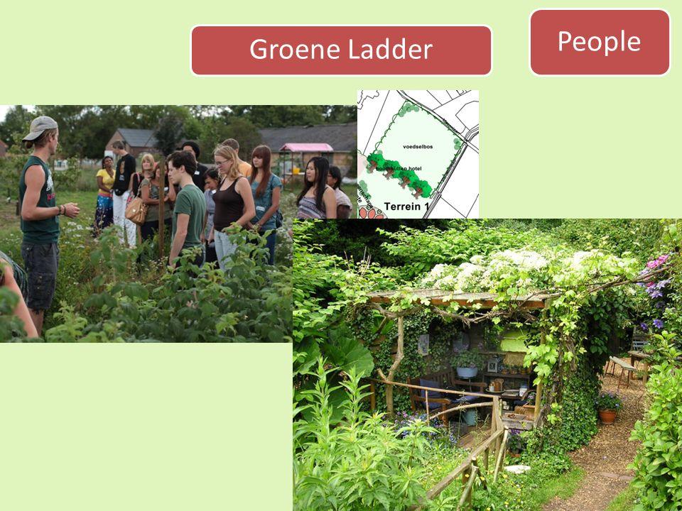 People Groene Ladder