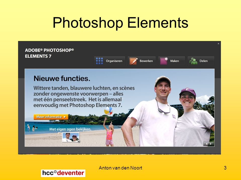 Anton van den Noort3 Photoshop Elements