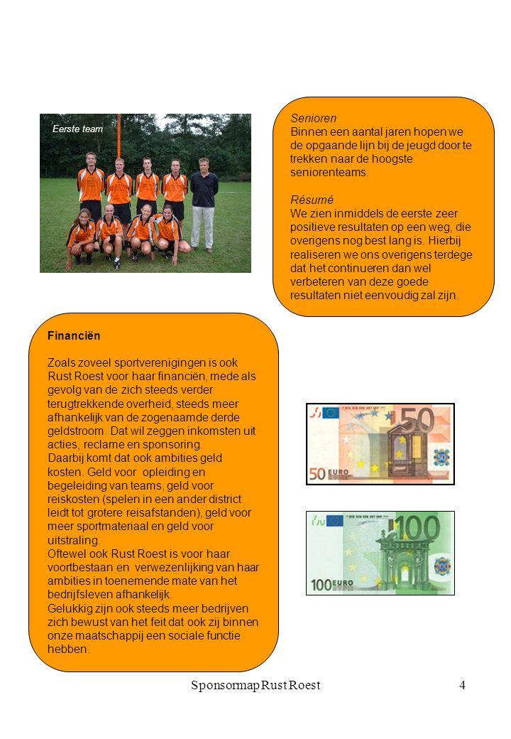 Sponsormap Rust Roest5 Wat kunnen wij u bieden .
