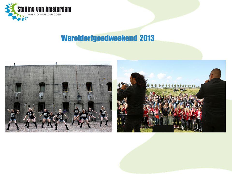 Werelderfgoedweekend 2013
