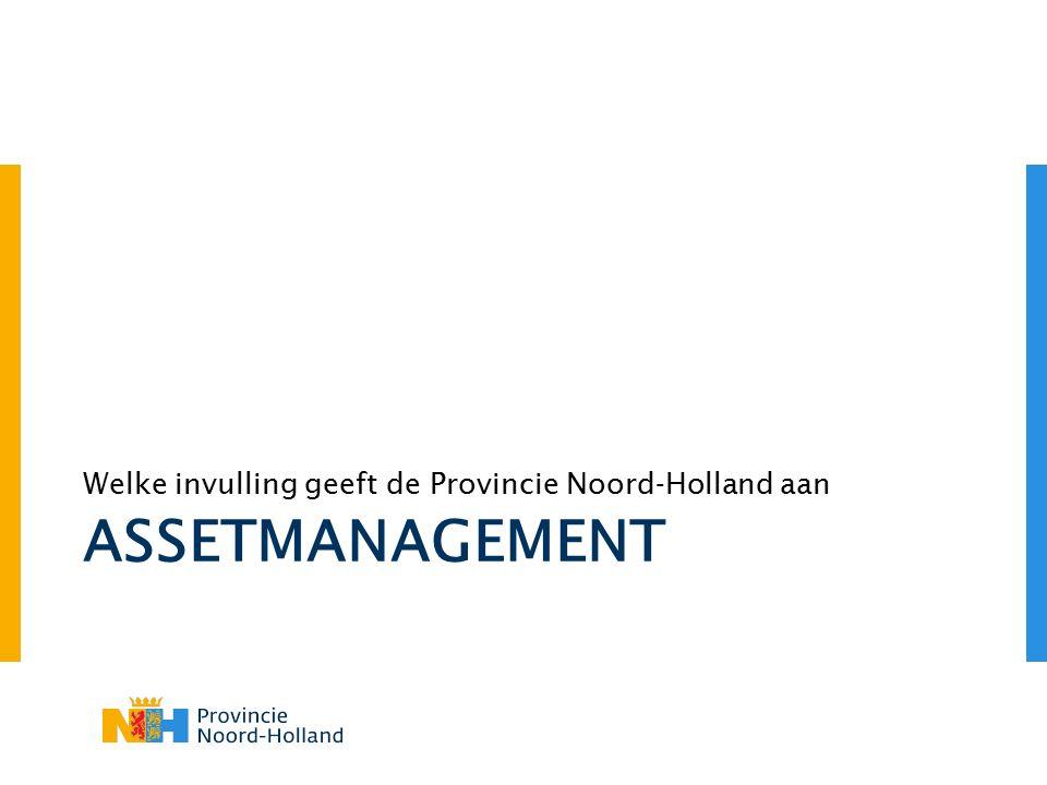 Assetmanagement scope