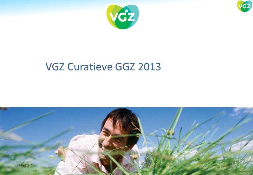 0 1811 - Fact pack GGZ NHN_Jko1.pptx VGZ Curatieve GGZ 2013 6 Sep 11