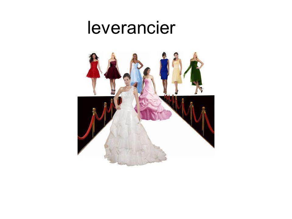 leverancier