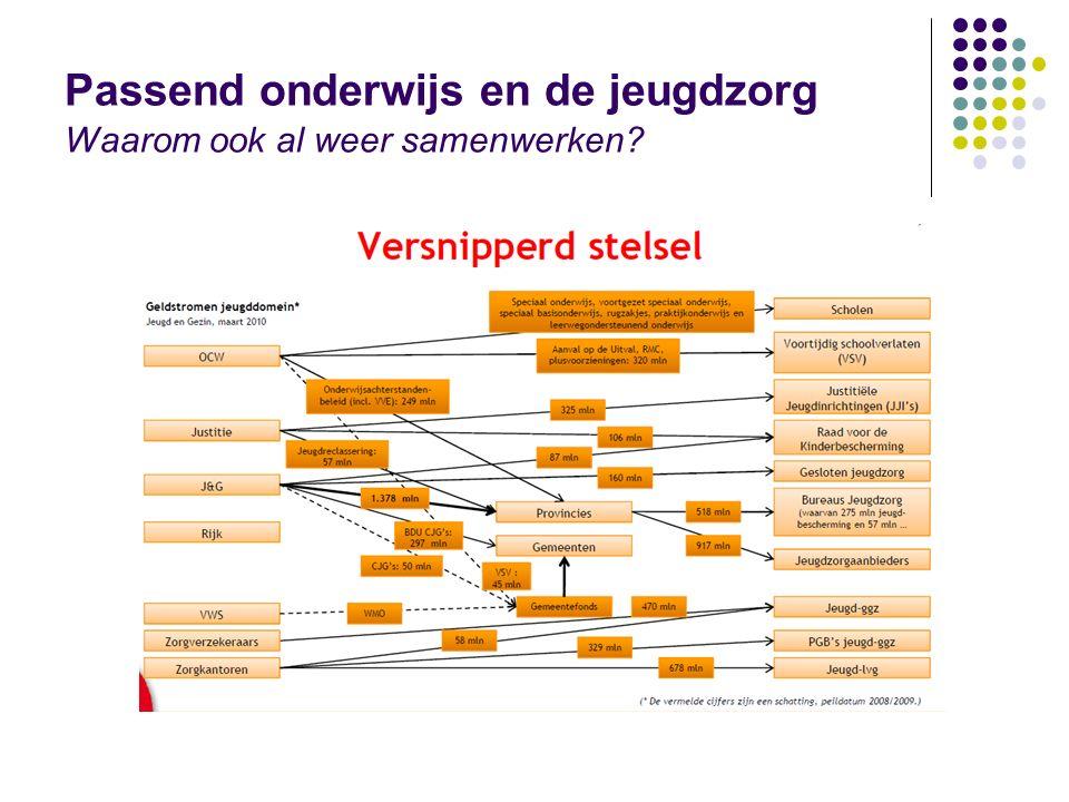 Ontwikkelingen in het jeugddomein Waarom decentralisatie van de jeugdzorg.