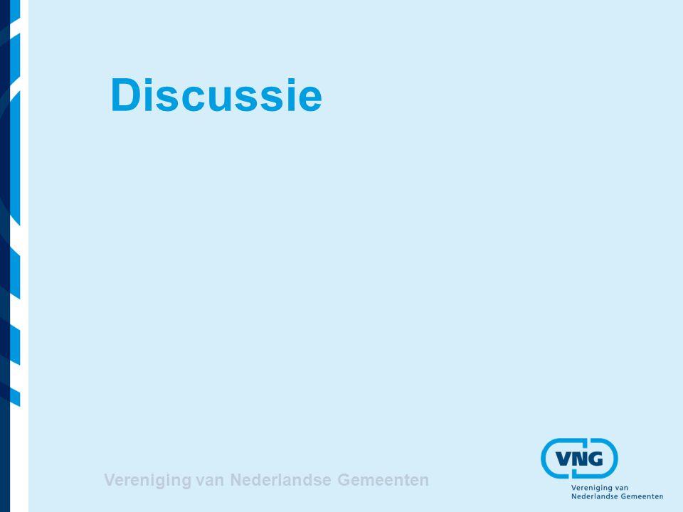 Discussie Vereniging van Nederlandse Gemeenten