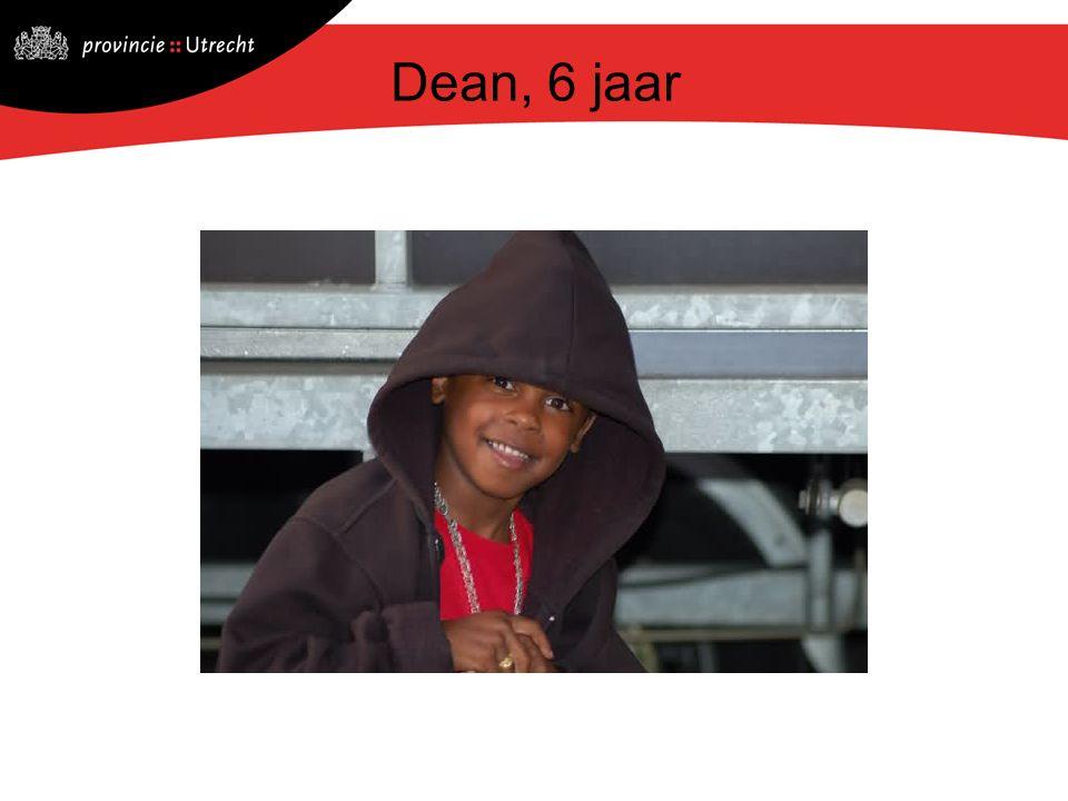 Dean, 6 jaar