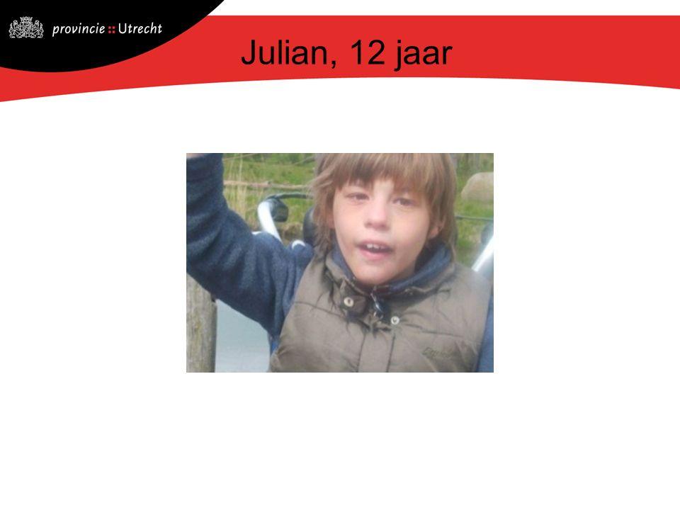 Julian, 12 jaar
