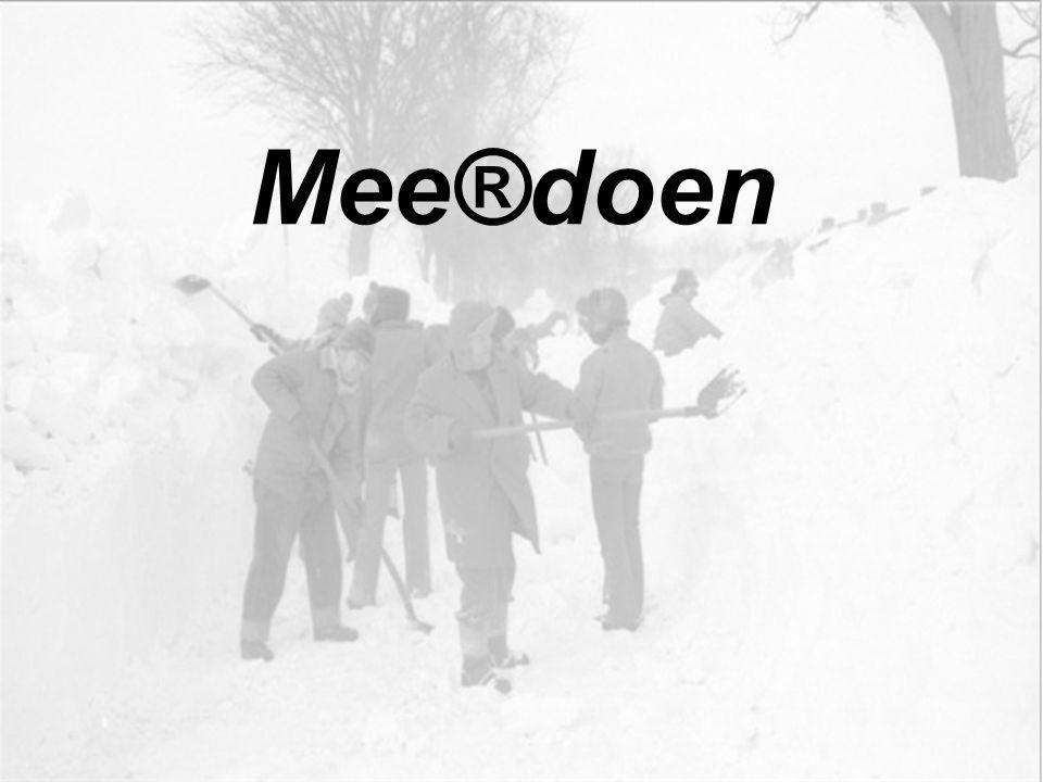 Mee®doen