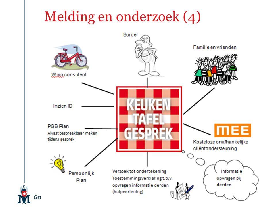 Melding en onderzoek (4)