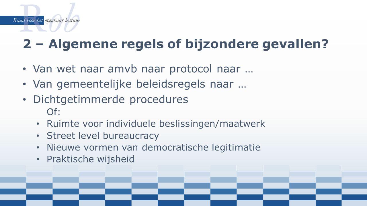 Zeewolde: maatwerk mijn beleid, willekeur mijn verwijt De (schijn)tegenstelling tussen het aansluiten bij individuele behoeften van inwoners en hen gelijk behandelen Bergen (L.) Eigen buurthonk eerst.