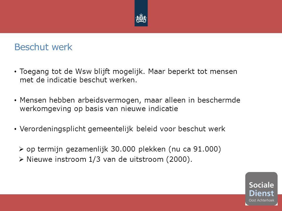 9 Werkplek- aanpassingen Detachering Werkgevers- servicecentra Jobcarving (Interne) Jobcoach Proefplaatsing Werkgever Wat is er zoal aan instrumenten en voorzieningen?