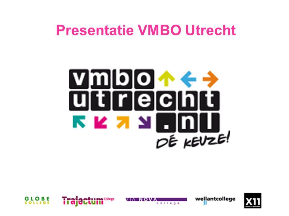 Presentatie VMBO Utrecht