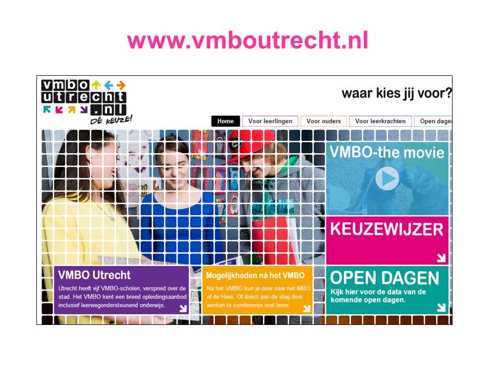 www.vmboutrecht.nl