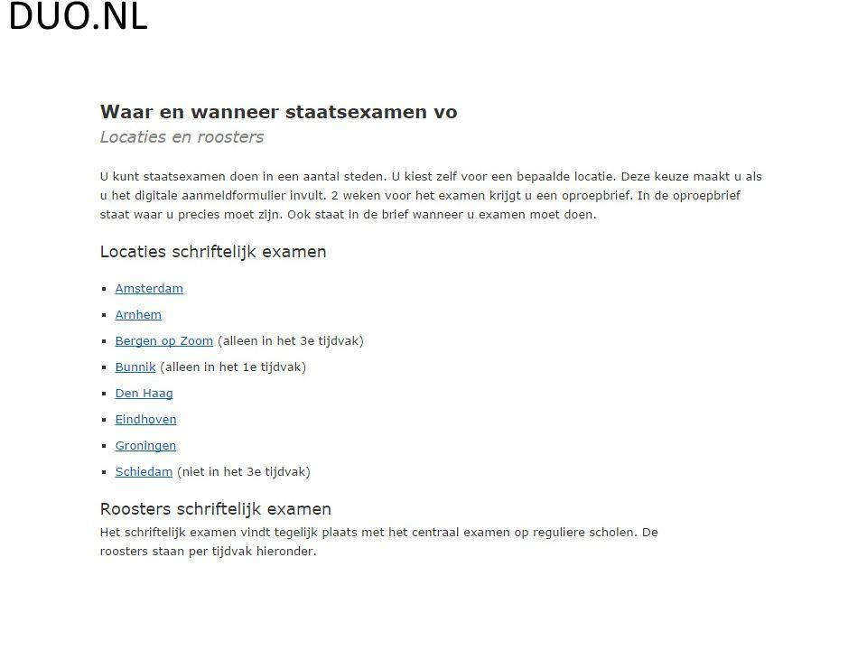 DUO.NL