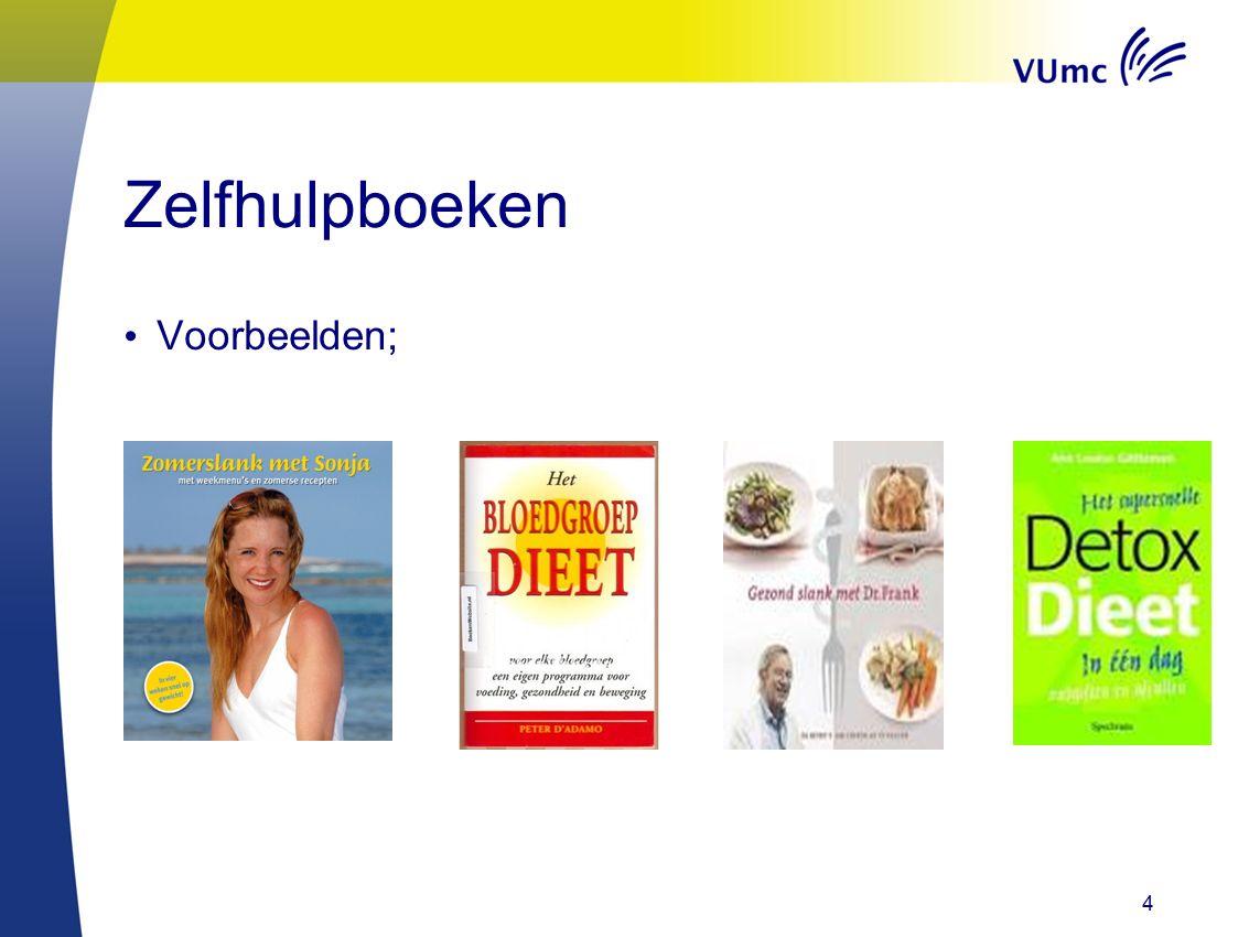 4 Zelfhulpboeken Voorbeelden;