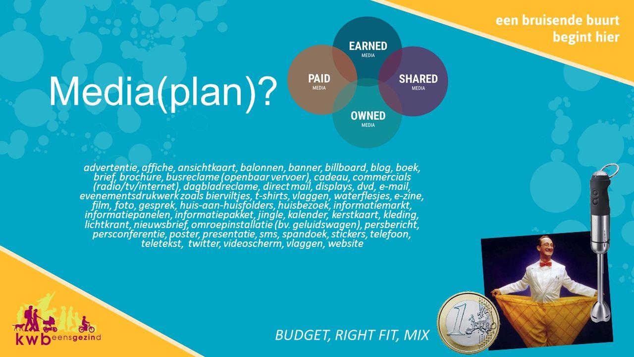 Media(plan).