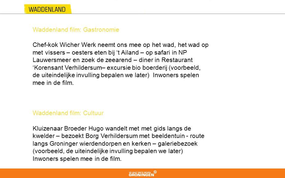 Waddenland film: Gastronomie Chef-kok Wicher Werk neemt ons mee op het wad, het wad op met vissers – oesters eten bij 't Ailand – op safari in NP Lauw
