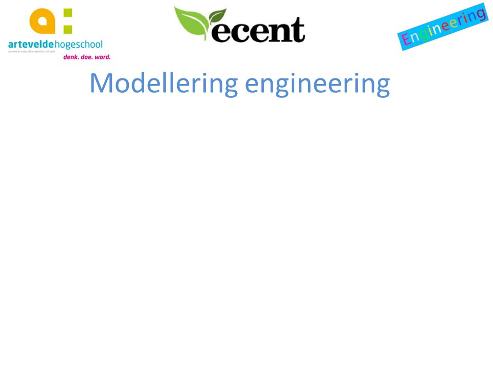 Modellering engineering