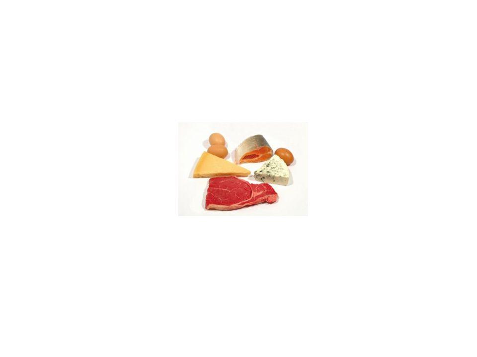 Een ander voordeel van eiwitten ten opzichte van koolhydraten is, dat een eventueel eiwitoverschot in spierweefsel wordt veranderd, terwijl een overschot aan koolhydraten in wordt omgezet in vet.