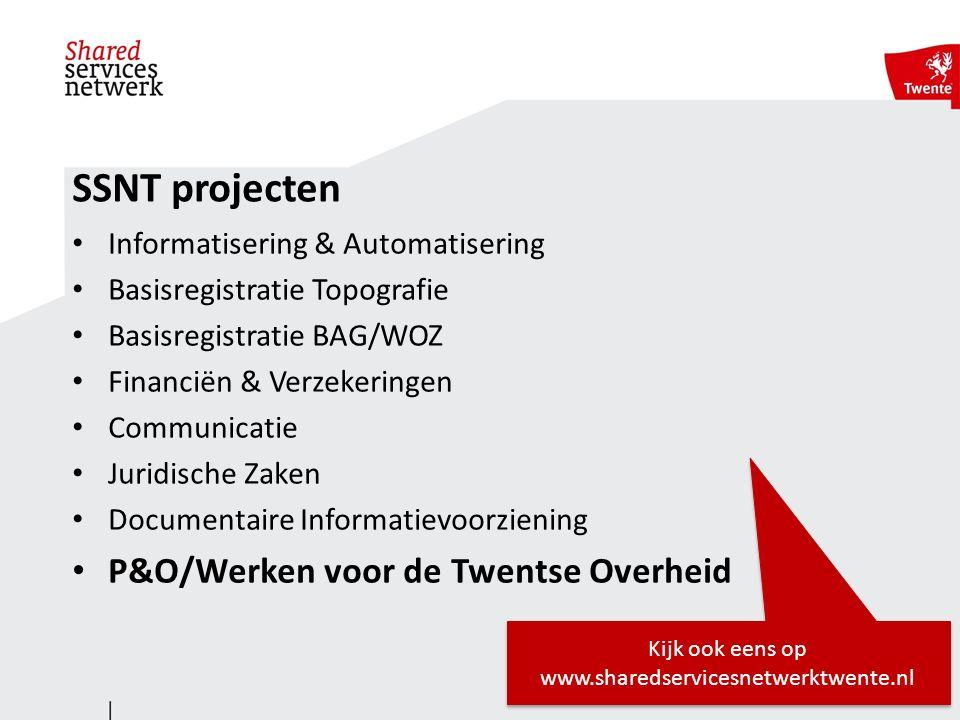 Werken voor de Twentse Overheid Samenwerking 18 partners op het gebied van mobiliteit en ontwikkeling Waarom.