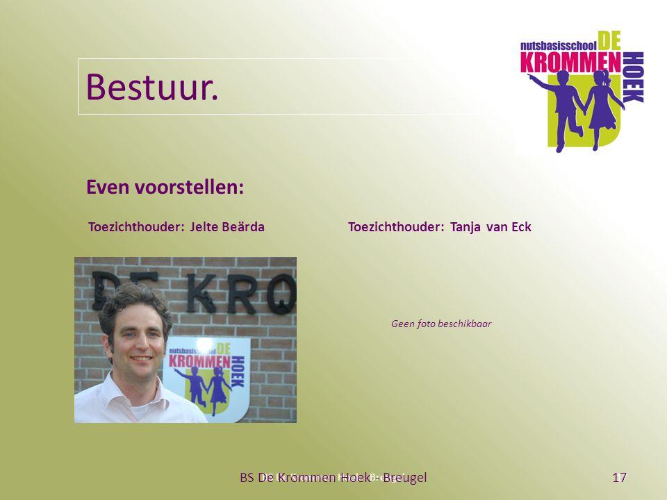 BS De Krommen Hoek - Breugel17 BS De Krommen Hoek - Breugel17 Bestuur.