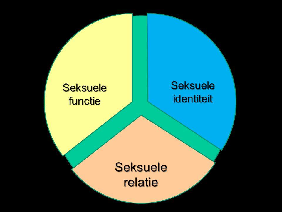 Seksuele relatie Seksuele functie Seksuele identiteit