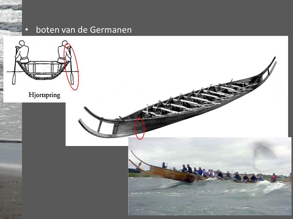 boten van de Germanen