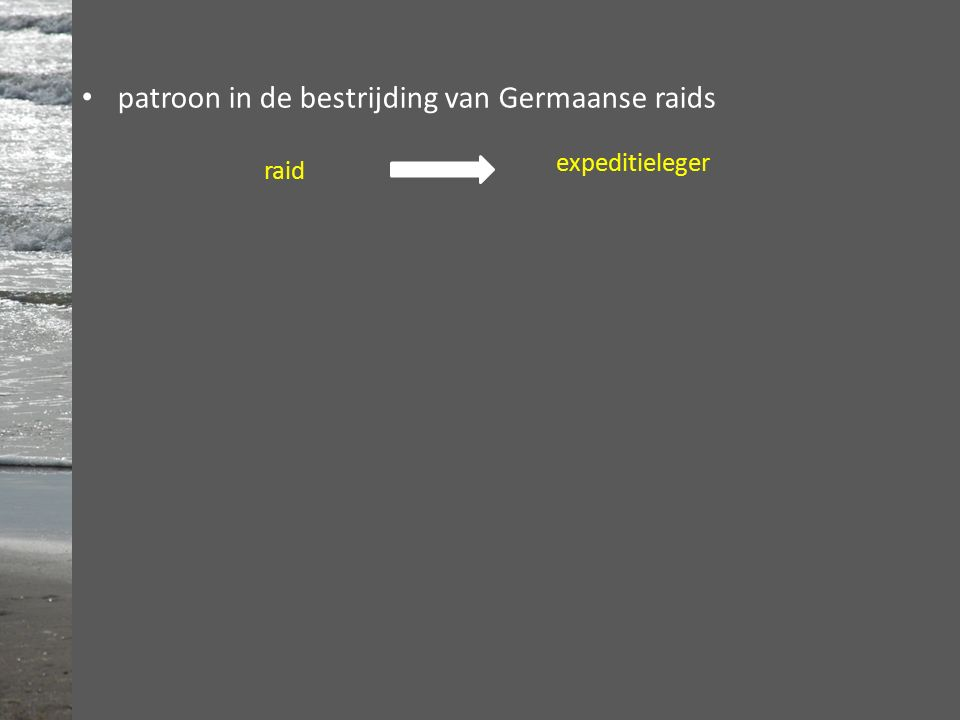 raid expeditieleger