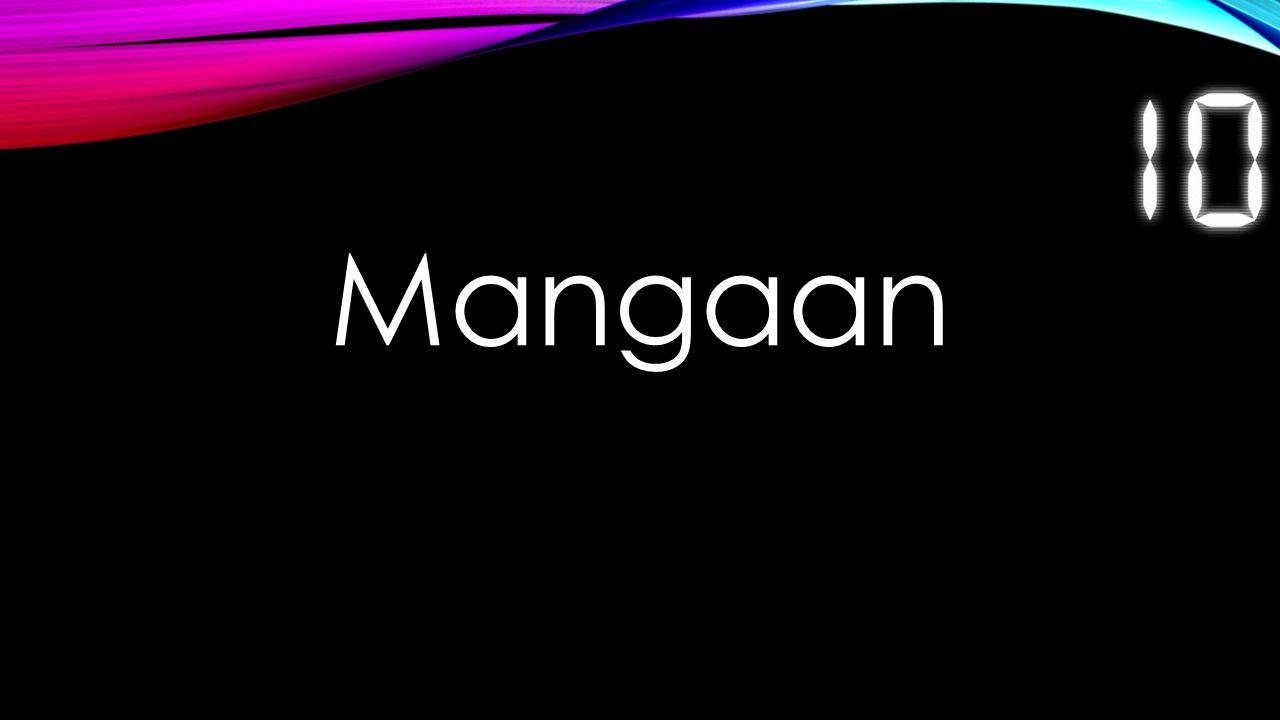 Mangaan