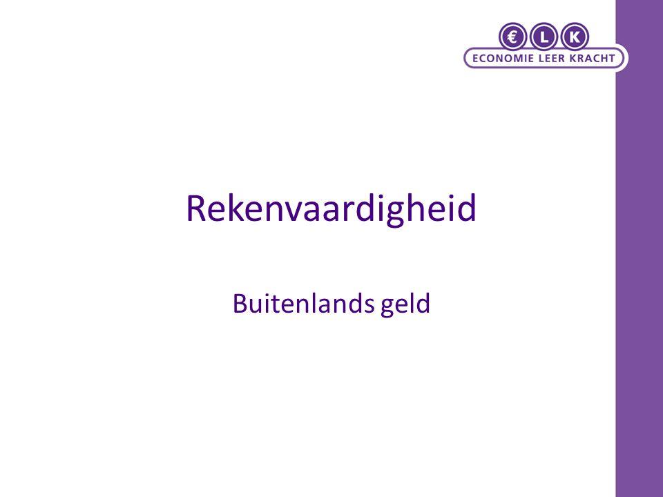 Koersen (VV/Euro) AankoopVerkoop Am.