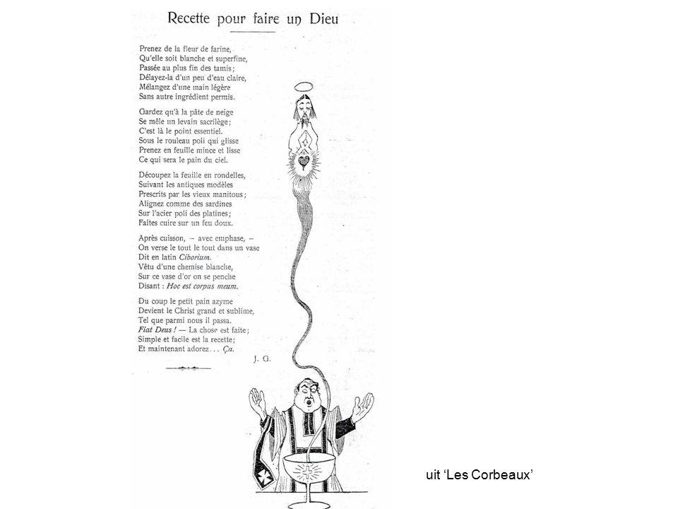 uit 'Les Corbeaux'