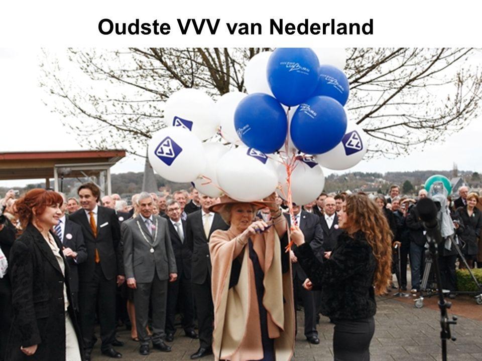 Oudste VVV van Nederland * Geboorteplaats VVV in Nederland in 1885