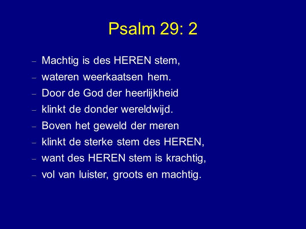 Genesis 1:1-6:8 (1) GEBED