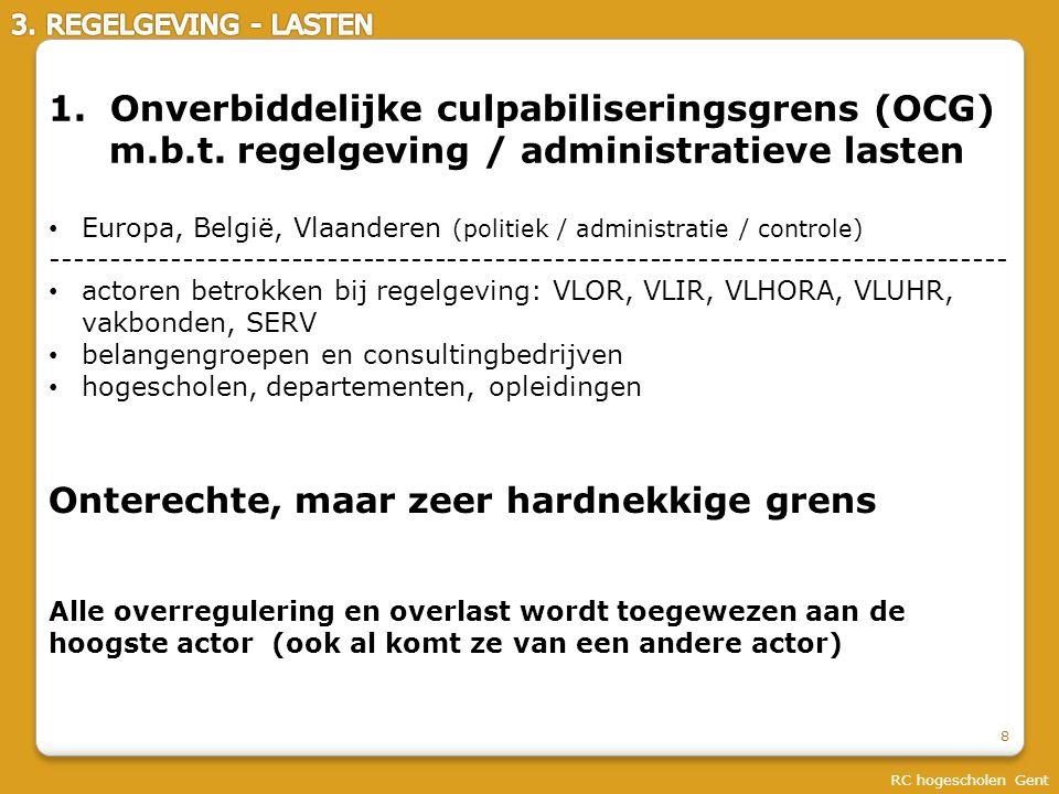 RC hogescholen Gent 19 3.