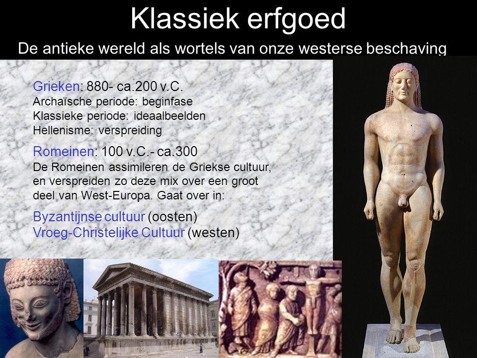 Klassiek erfgoed: Sparta Het oude Griekenland is een verzameling van afzonderlijke, rivaliserende stadsstaten.