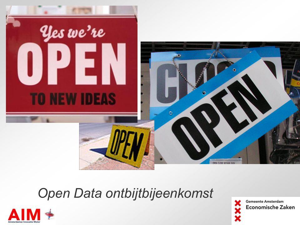 Economie/innovatie – nieuwe business modellen