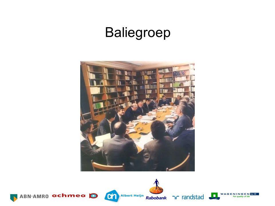 Baliegroep HR Netwerk Grote Bedrijven