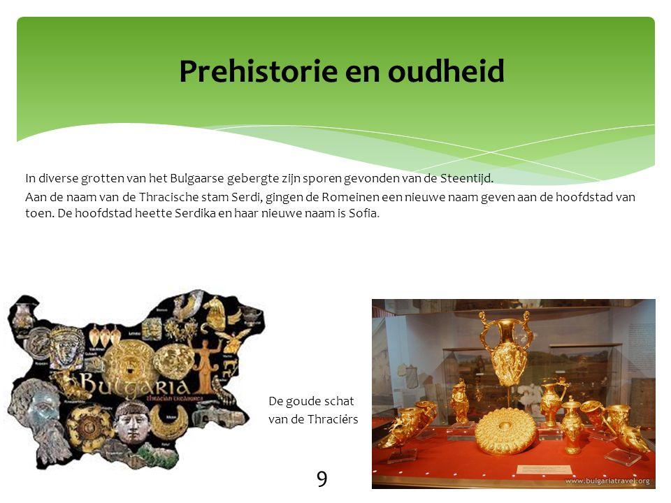 Prehistorie en oudheid 9