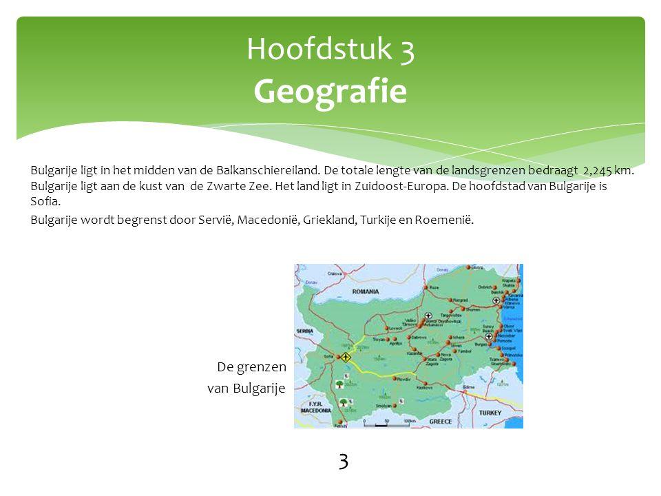 Hoofdstuk 3 Geografie