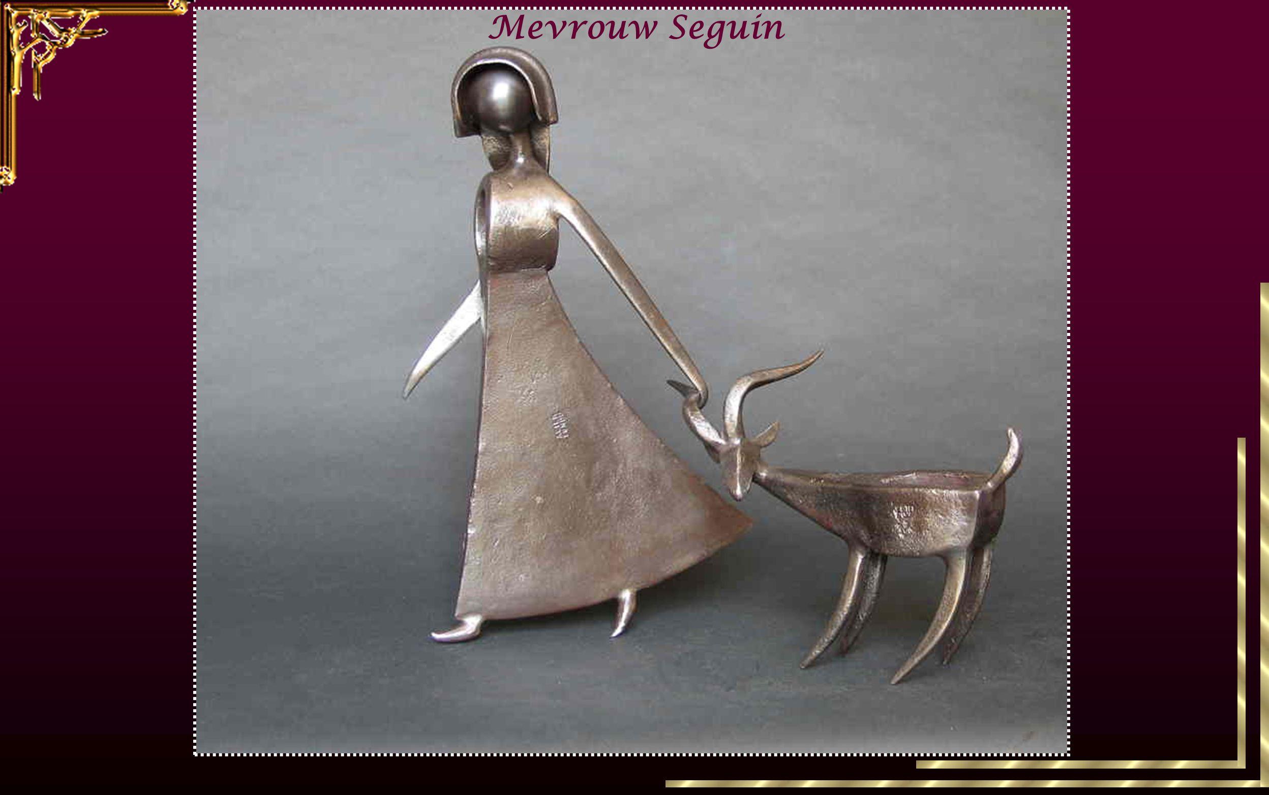 Mevrouw Seguin