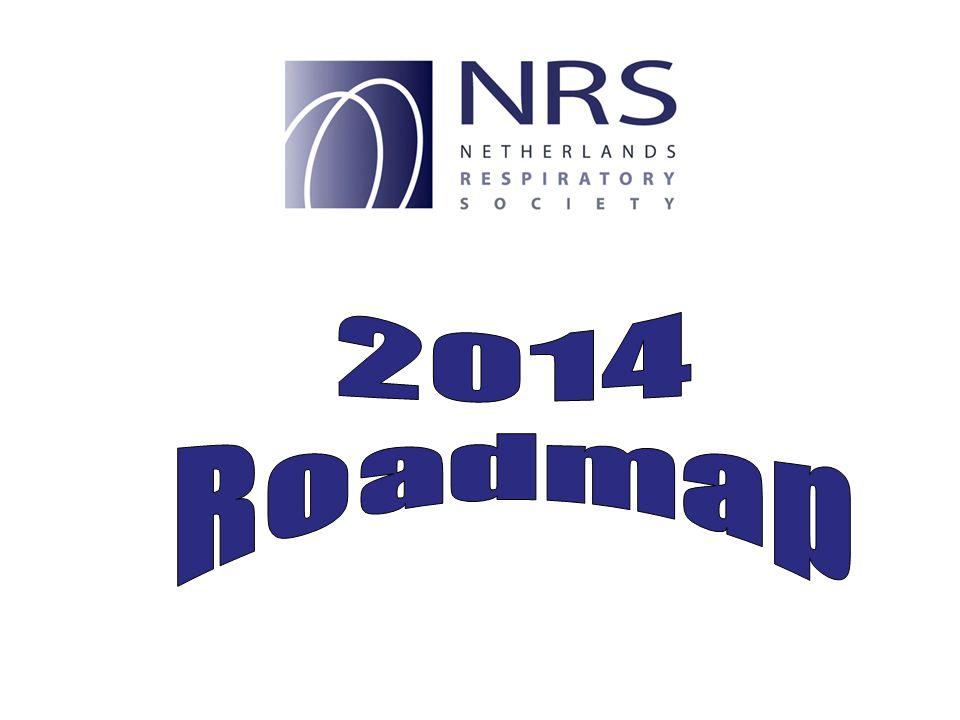 NRS Roadmap: huidige status Een recent concept van de NRS Roadmap is gepresenteerd, ontving input, en is bediscussieerd met o.a.