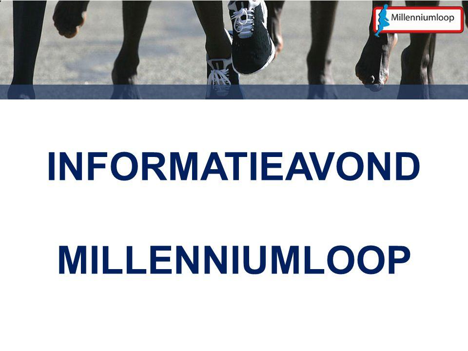 INFORMATIEAVOND MILLENNIUMLOOP