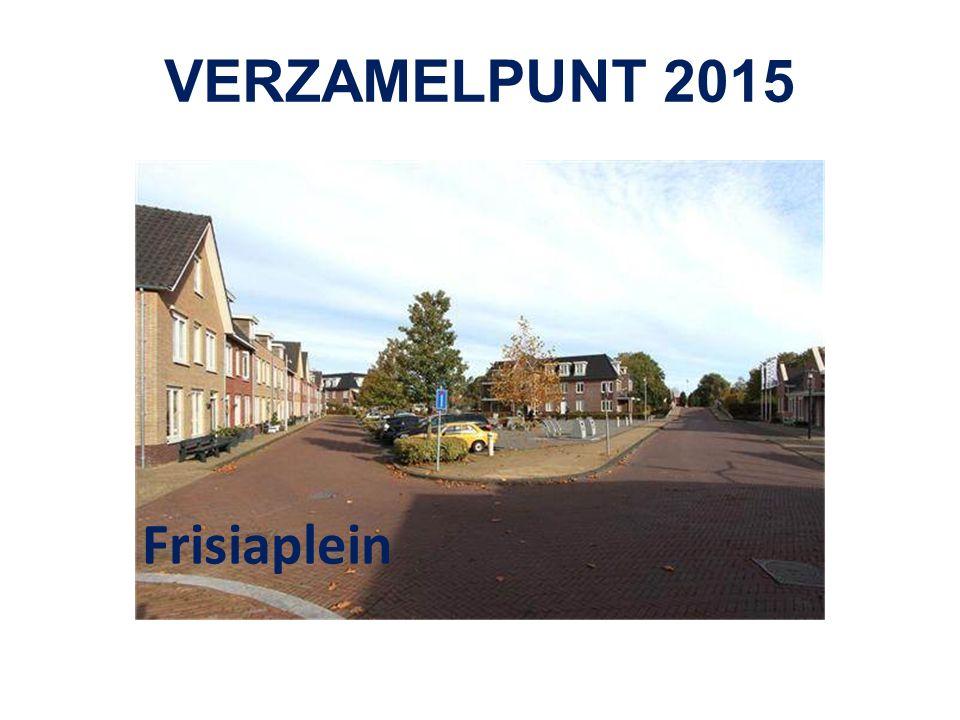 VERZAMELPUNT 2015 Frisiaplein