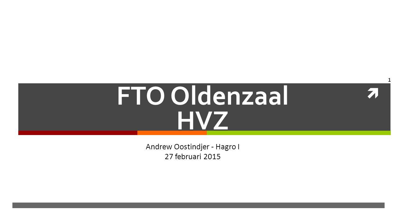  FTO Oldenzaal HVZ 1 Andrew Oostindjer - Hagro I 27 februari 2015
