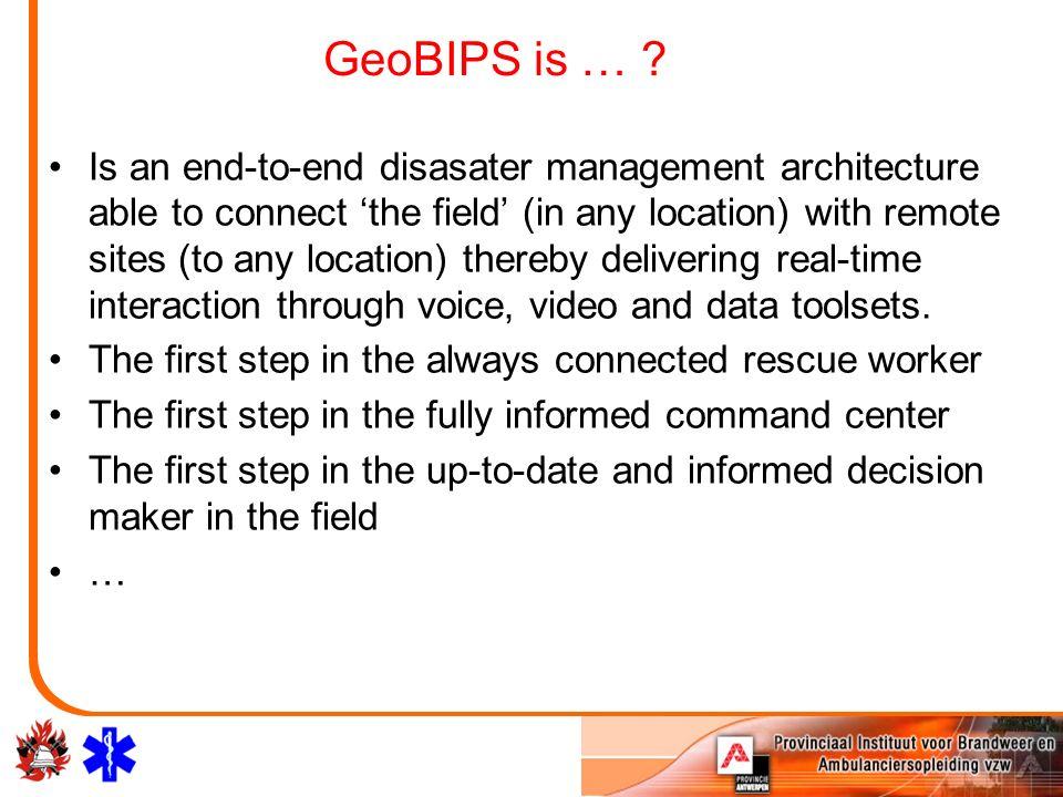 GeoBIPS is … .