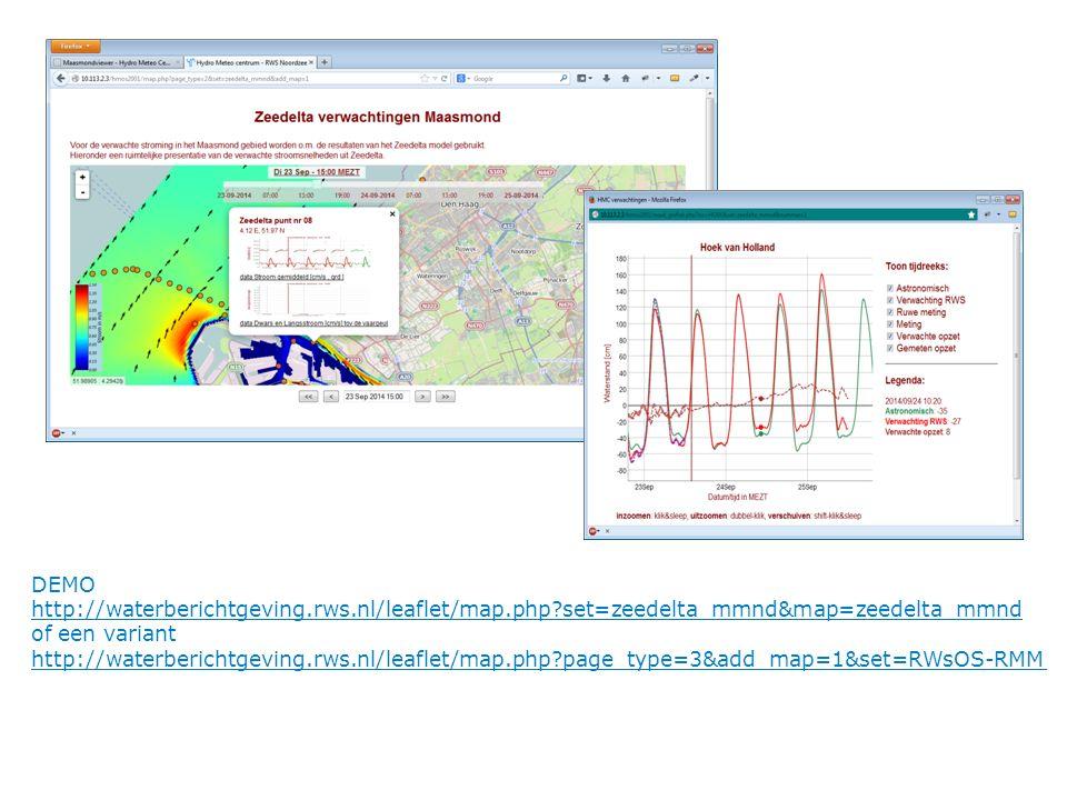 DEMO http://waterberichtgeving.rws.nl/leaflet/map.php set=zeedelta_mmnd&map=zeedelta_mmnd of een variant http://waterberichtgeving.rws.nl/leaflet/map.php page_type=3&add_map=1&set=RWsOS-RMM